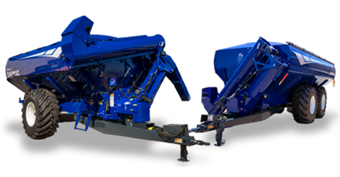Single and dual axle chaser bins